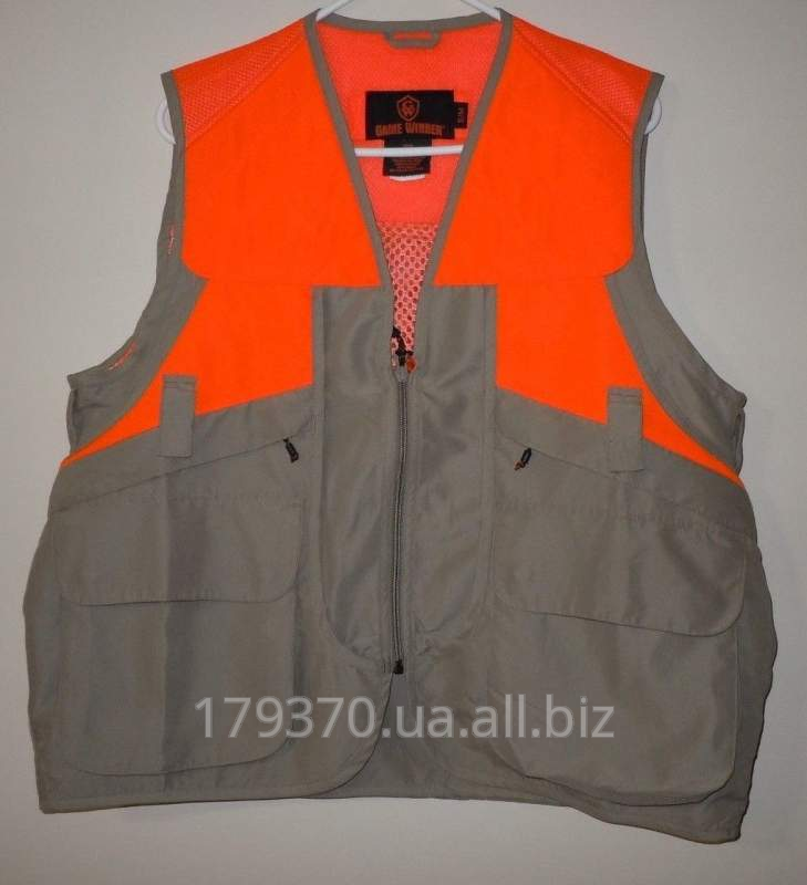 Жилет охотничий Game Winner Men's Delux Upland Vest