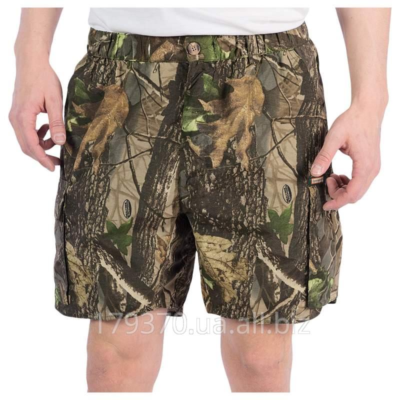 Шорты для охоты и рыбалки Remington Rem-Lite Camo Shorts