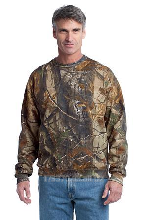 Реглан охотничий Russell Outdoors Camouflage Woodstalker II Sweatshirt