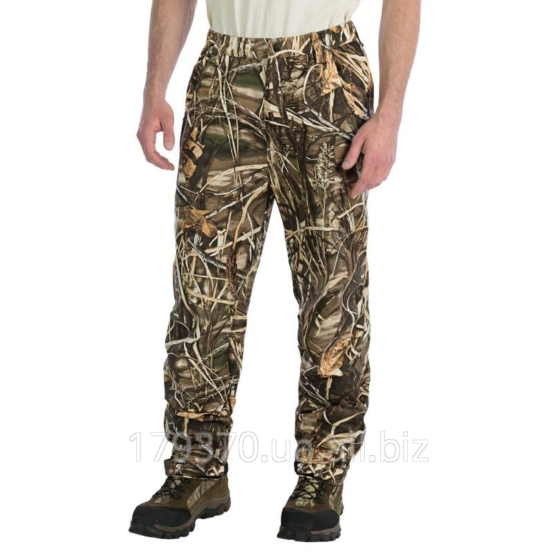 Брюки охотничьи Drake Waterfowl Camouflage Interceptor Pant