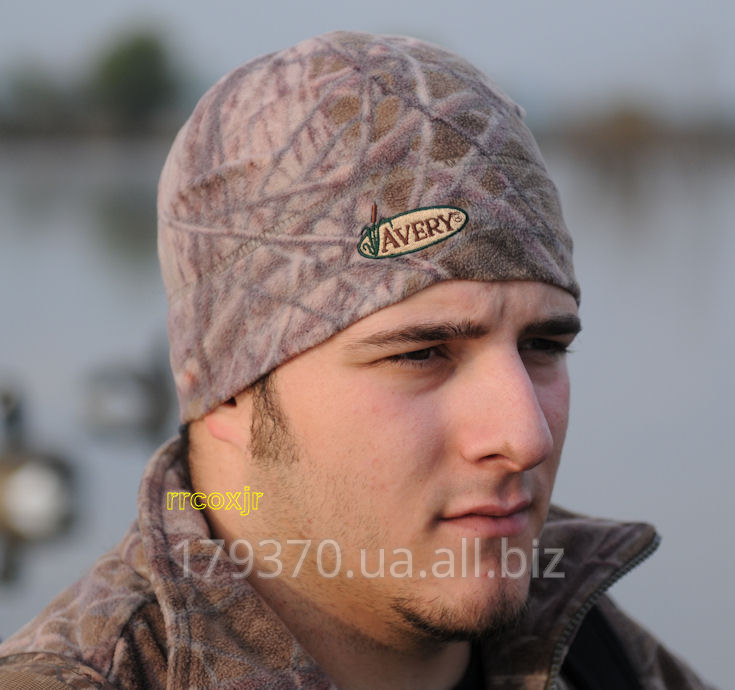 Cap hunting Avery Windproof Fleece Skull Cap