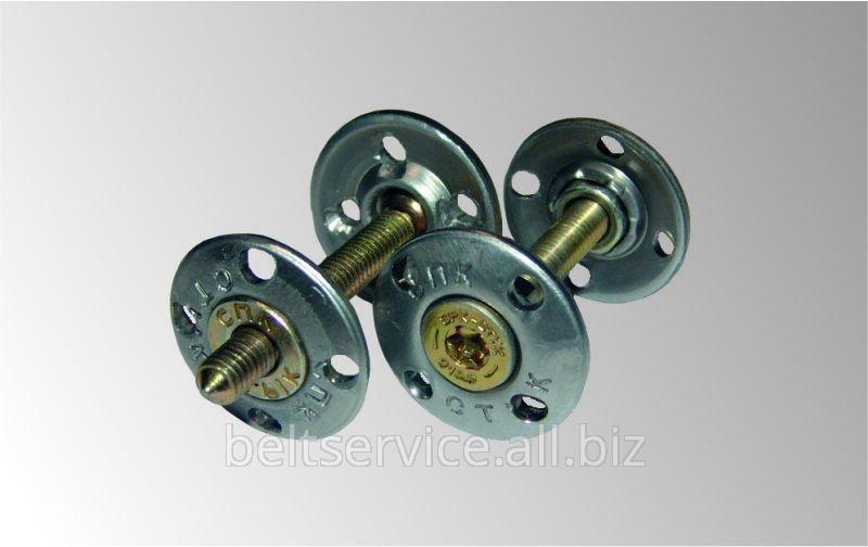 Механическое стыковое соединение для конвейерных лент Вулкан Круг 100 шт.