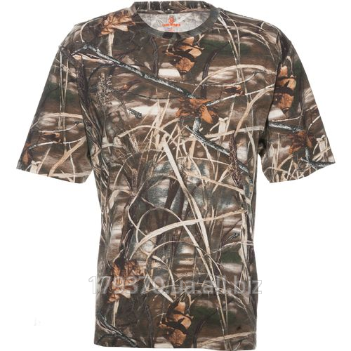T-shirt hunting with short sleeve of Game Winner Men's Short Sleeve Camo T-shir