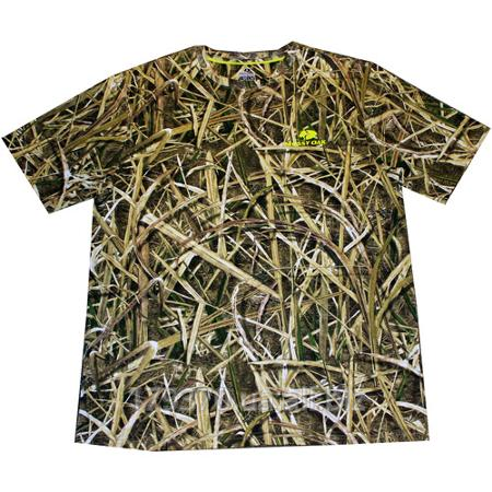Футболка охотничья Mossy Oak Blades Men's Olive Short Sleeve Tee
