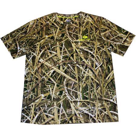 Футболка охотничья Mossy Oak Blades Men's Olive Short Sleeve Tee
