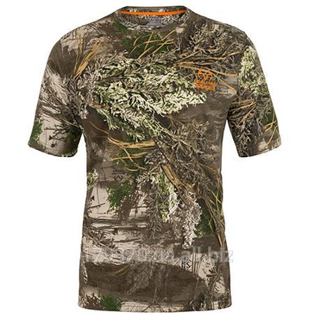Футболка охотничья Realtree MAX 1 Men's Olive Short Sleeve Tee