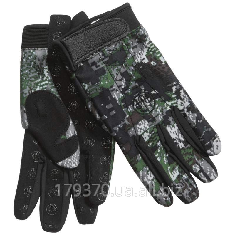 Перчатки охотничьи демисезонные Beretta Stalking Windstopper Gloves