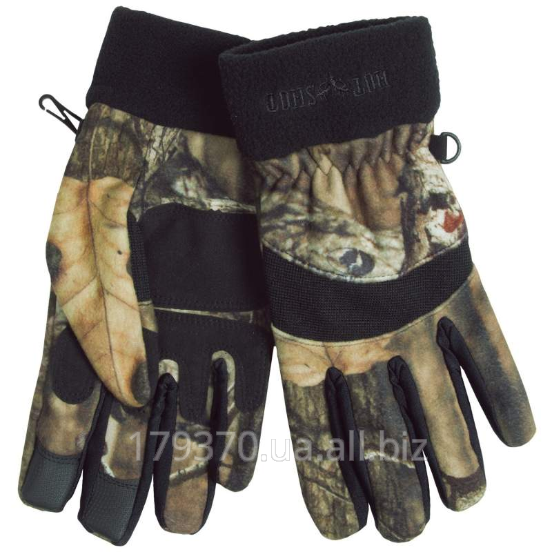 Перчатки охотничьи демисезонные Jacob Ash Hot Shot Stormproof Hunting Gloves