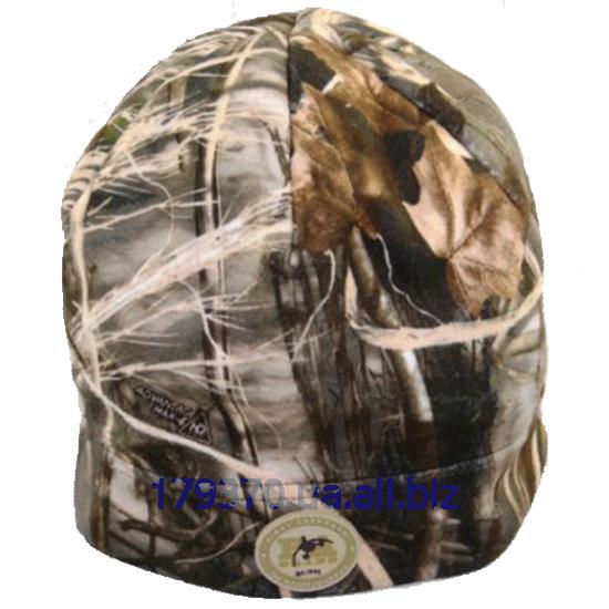 Купить Шапка охотничья теплая Final Approach Fleece Skull Cap in Max 4