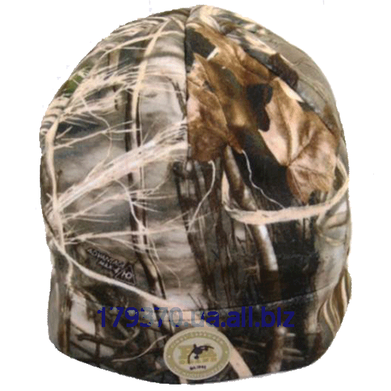 Шапка охотничья теплая Final Approach Fleece Skull Cap in Max 4