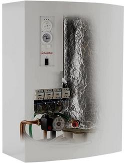 Купить Котел электрический Dakon DALINE PTE 45, оптимальные цены по всей Украине