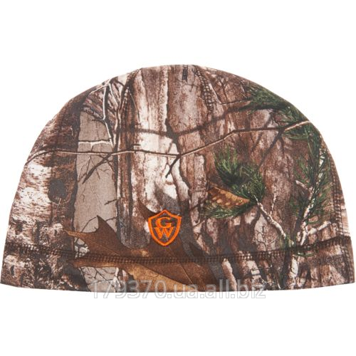 Шапка охотничья Game Winner Camo Blue Ridge Fleece Beanie