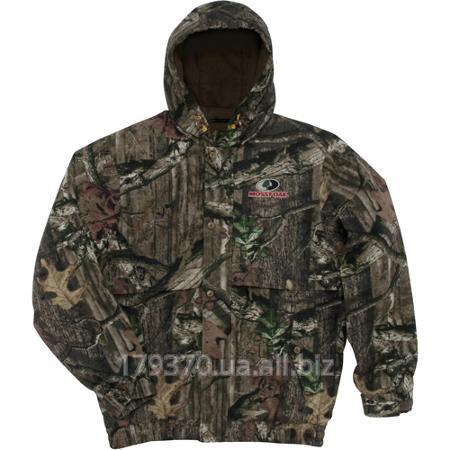 Куртка охотничья теплая Mossy Oak Break-Up Infinity Men's Bomber Jacket
