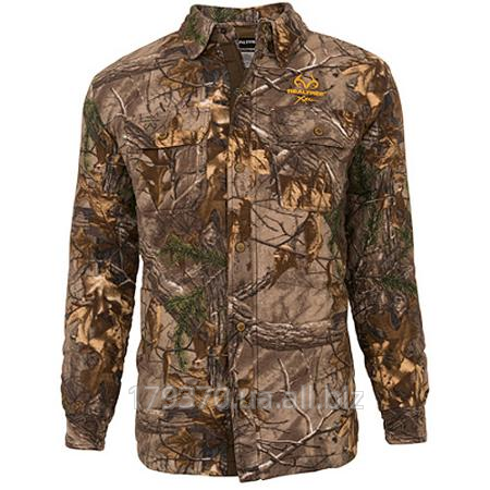 Куртка охотничья утепленная Realtree Xtra Men's Shirt Jacket