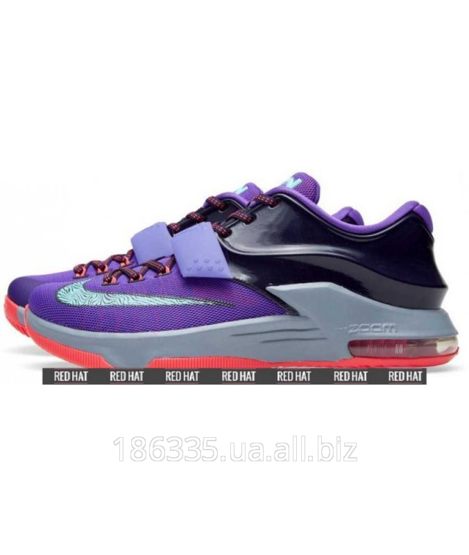 new concept 53e67 ab0cc Nike KD 7 Cave Purple basketball shoes art. 23155