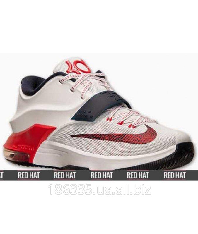 8b42e4b3 Баскетбольные кроссовки Nike KD 7 Independence Day арт. 23158 купить ...