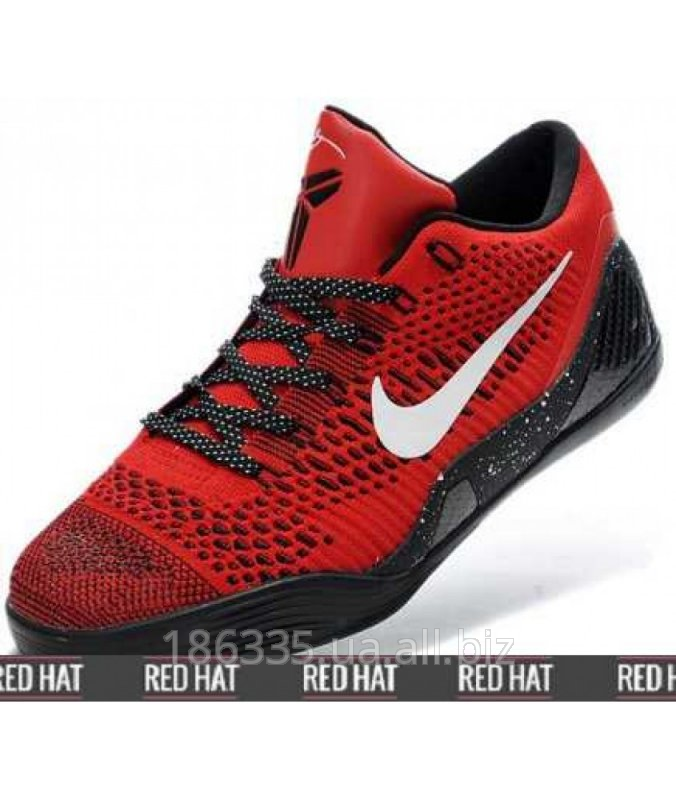 check out 71296 bacf6 Nike Kobe 9 Elite Low Red basketball shoes art. 23162