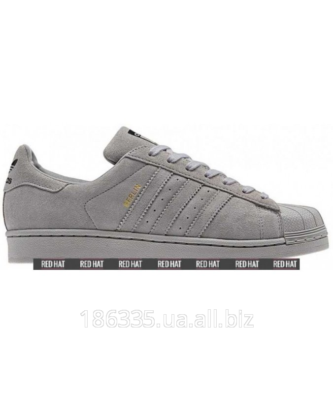 save off presenting factory authentic Adidas Superstar 80s City Pack Berlin sneakers art. 23175 ...