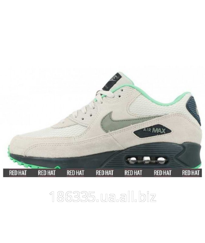 Nike Air Max 90 Essential sneakers Light BonePoison Green an art. 23300