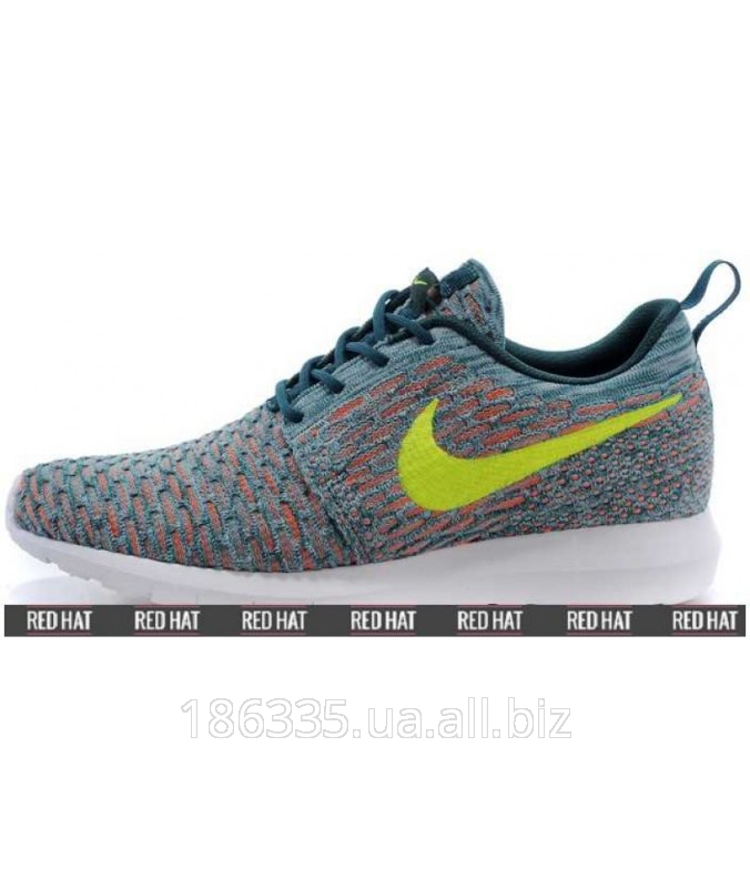 e6b3bdb868a76 Nike Flyknit Roshe Run Mineral Teal sneakers art. 23317 buy in Kharkov