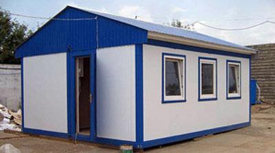 Купить Здания модульные Крым. Модульные конструкции различных размеров и планировки.