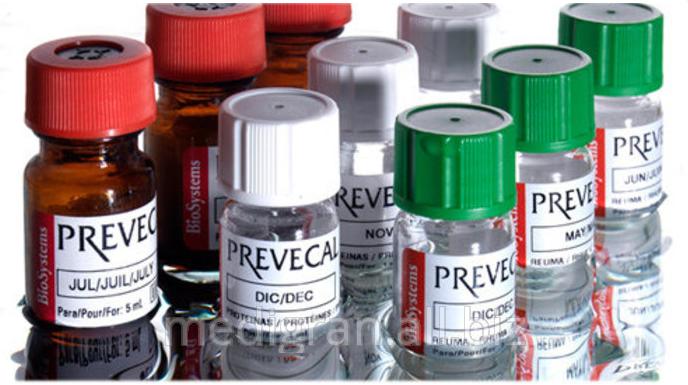 Программа внешней оценки качества лабораторных исследований Biosystems Prevecal