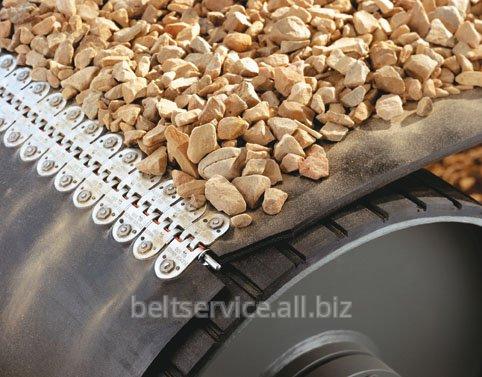 Flexco Bolt Hinged 550 шарнирное болтовое соединение конвейерных лент