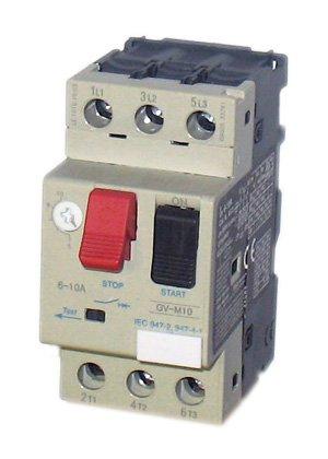 Купить Автомат защиты двигателя АВЗД 2000/3-1 1,6-2,5А