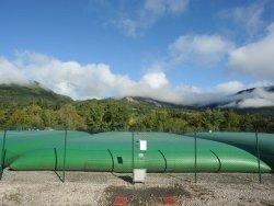 Пожарный резервуар  для воды 75м3