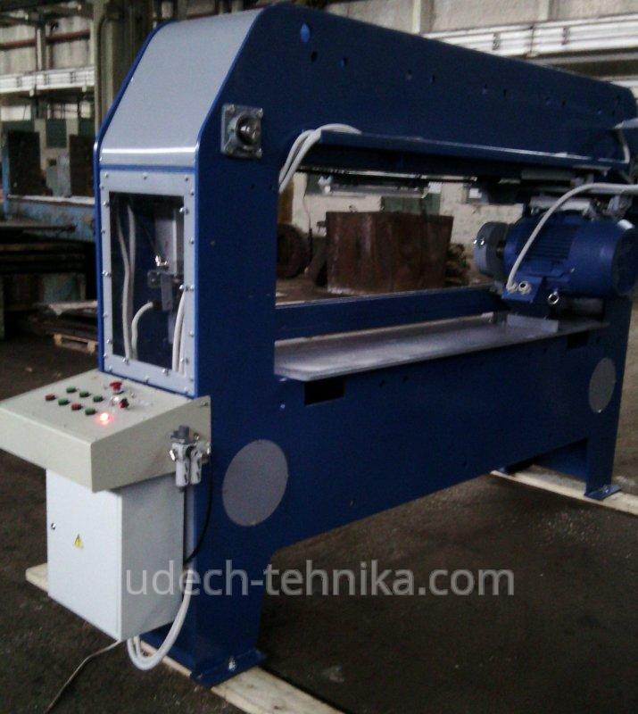 Stůl stroje na kovové UTVK-500