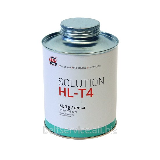 Vulkanizatsionny HL-T4 solution for hot curing of 670 ml
