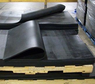 Техпластина ТМКЩ 10 мм в листах 10 мм х 1000 мм х 1000 мм