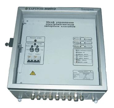 Купить Шкаф управления электромагнитным запорным клапаном VCA сбросной линии ИПУ КД (шкаф УЭЗК)