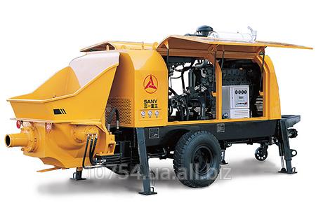 Concrete pump Stationary HBT80C-1818D III SANY buy in Kiev