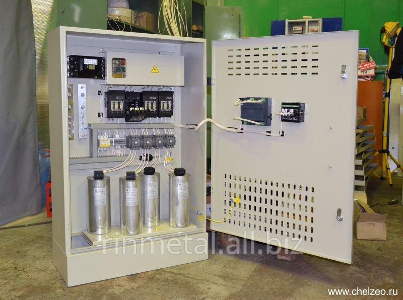 UKRM - Reactive power compensation