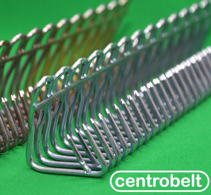 Замки К28 - 1000 мм проволочные соединители конвейерных лент