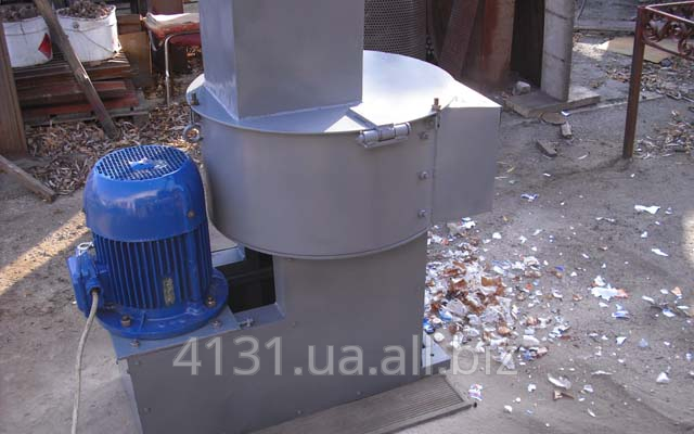 Buy Crusher for PET of bottles of DP 800h200