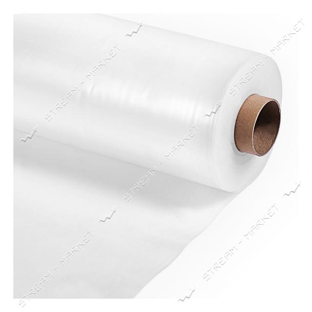 Пленка тепличная белая 80мкм 1.5х100м 435826