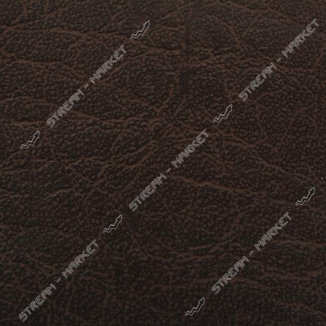 Комплект для обивки дверей гладкий темно-коричневый 716210