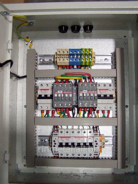 АВР - Шафа автоматичного включення резерву