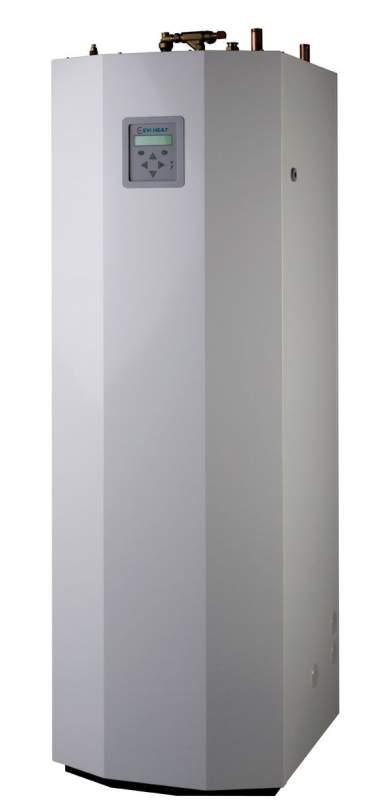 Купить Тепловые насосы EVI HEAT COMBI - Тепловые насосы со встроенным баком для горячей воды