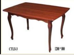 Деревянные кухонные столы . Столы обеденные