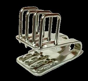 Шарнирные соединители ШС УМ1750.15 для конвейерных лент - 1000 мм
