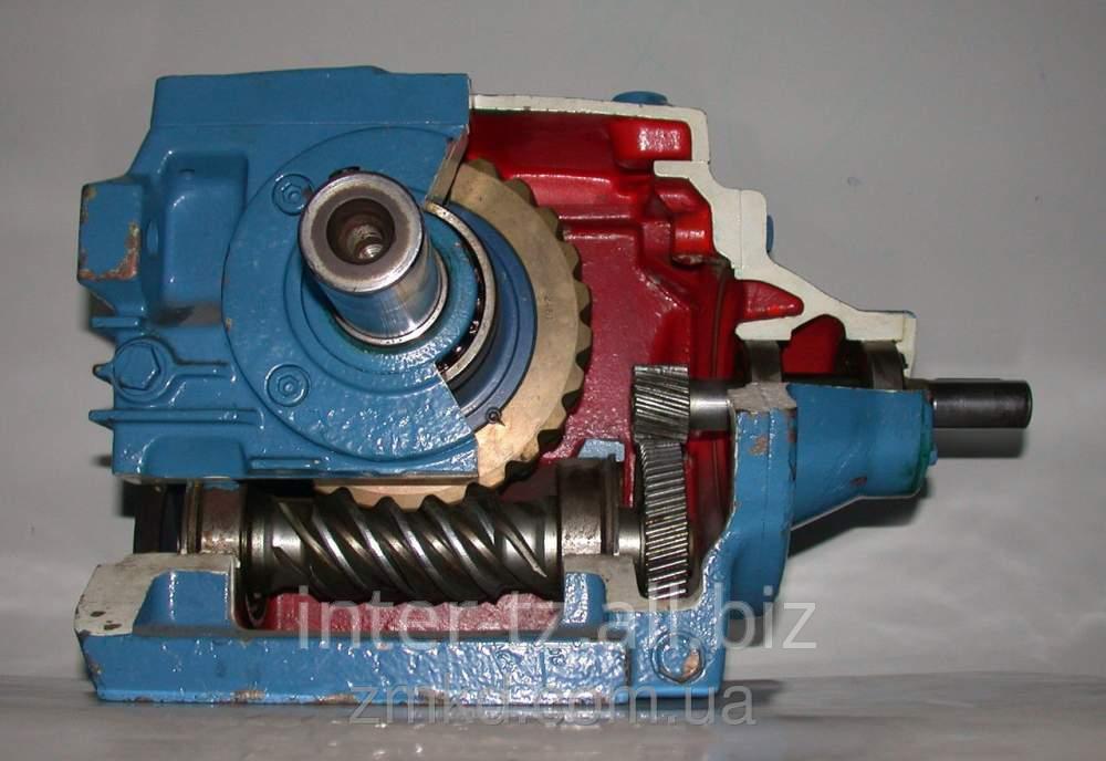 Мотор-редуктор червячный Ч