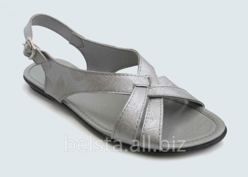 Обувь женская летняя ПУ 10-202