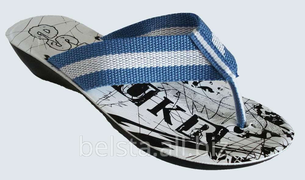 Les chaussures de plage