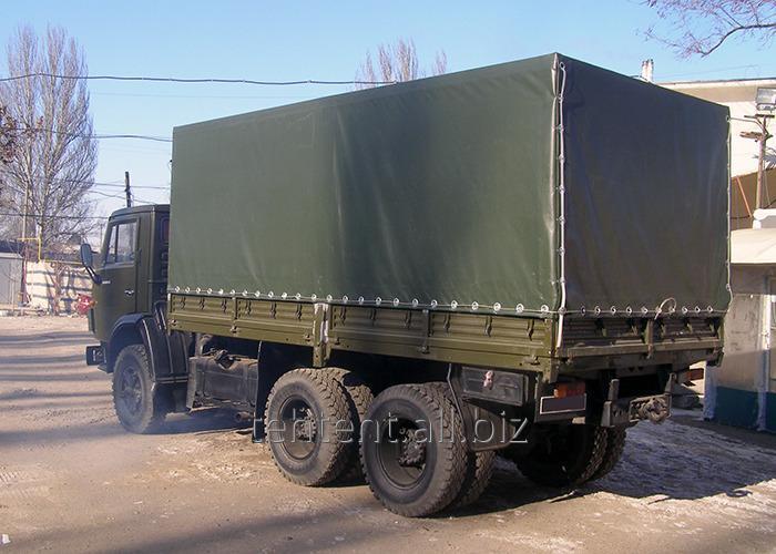 Автотенты для  грузовых автомобилей.
