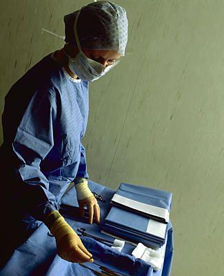 Купить Одноразовое хирургическое белье