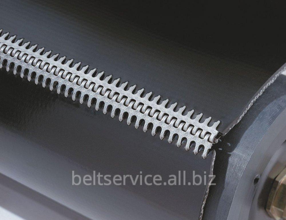 Шарнирные соединители Alligator Lacing для тонких конвейерных лент облегченного режима работы