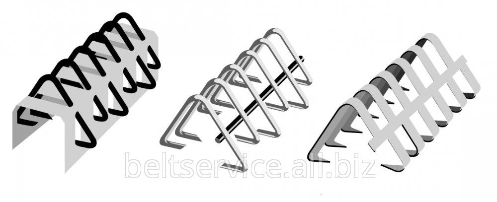 Anker Lacing  соединения тонких конвейерных лент для легкой промышленности и облегченного режима работы